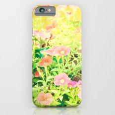 Sunny Flowers iPhone 6s Slim Case