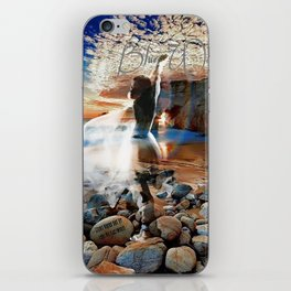 Stevie Nicks - Blue Water iPhone Skin