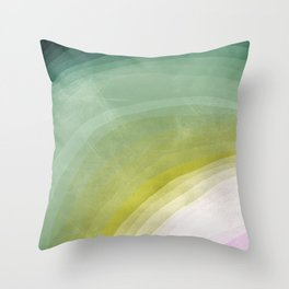 Stratum 5 Faded Throw Pillow