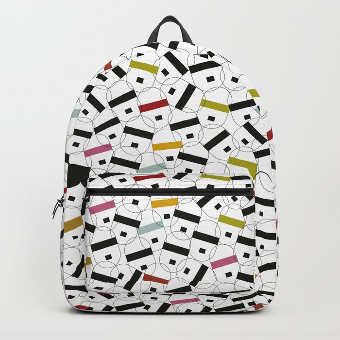 Future faces Backpack