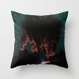 Olive Tree | Niarchos Foundation Cultural Center | Throw Pillow