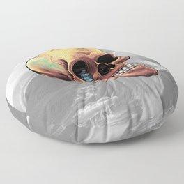 Zia Skull Floor Pillow