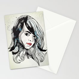 Leathers Stationery Cards