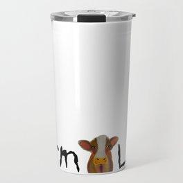Farm Life featuring Arlie!!! Travel Mug