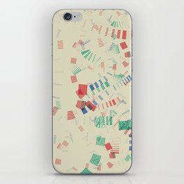 Staccato iPhone Skin