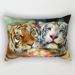 Tiger Lillies Rectangular Pillow