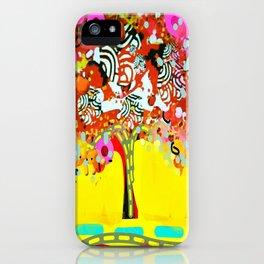 calipso fusion tree iPhone Case