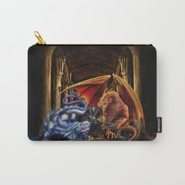 Embalmer's Crest Carry-All Pouch