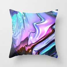 31S Fractal Throw Pillow
