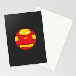 Iron Man | Projekt Sirkols Stationery Cards