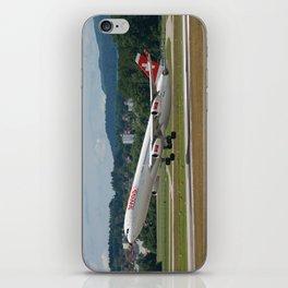 Swiss International Air Lines Airbus A340-313 iPhone Skin