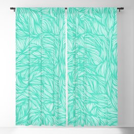 Surreal Biscay Blackout Curtain