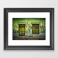 Doorways I Framed Art Print