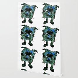 Lugga The Friendly Hairball Monster For Boos Wallpaper
