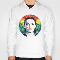 dorothy Hoodies featuring Dorothy by Stephanie Keir