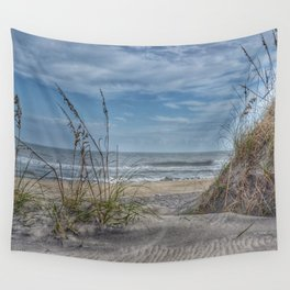 Sand Swirls Wall Tapestry
