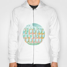 WALL PAPER NYC Hoody