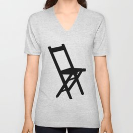 chair Unisex V-Neck