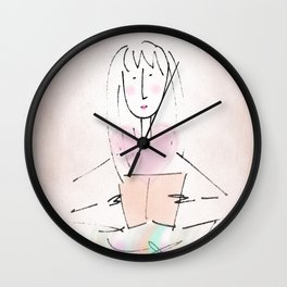 Reader Wall Clock