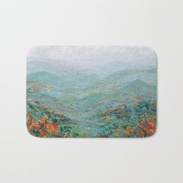 Blue Ridge October Bath Mat