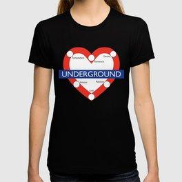 Love Underground T-shirt