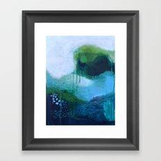 Mists No. 1 Framed Art Print