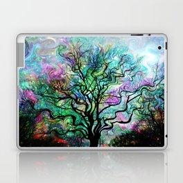 Van Gogh's Aurora Borealis Laptop & iPad Skin