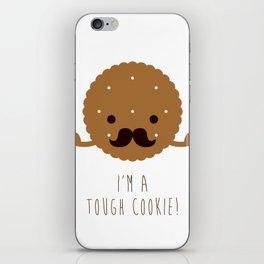 Tough Cookie iPhone Skin