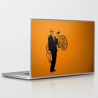 murray Laptop & iPad Skins featuring Bill Murray by Spyck