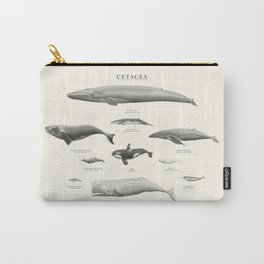 Cetacea Carry-All Pouch