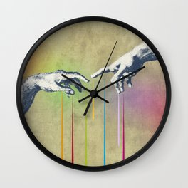 But deliver Us from Evil Wall Clock