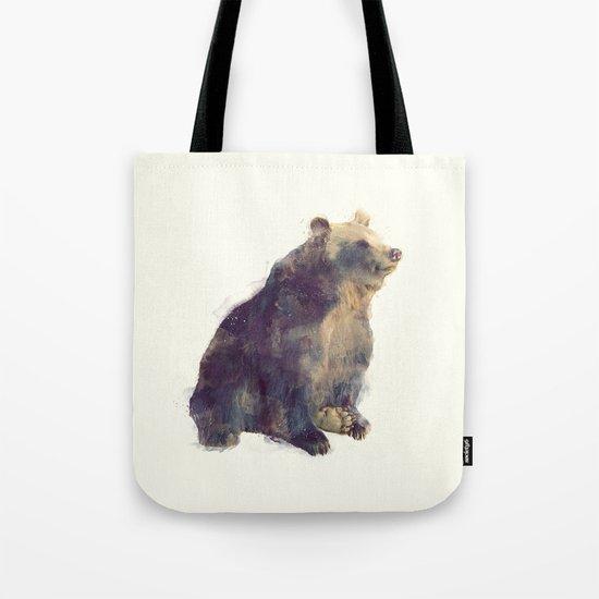 Bear // Nova Tote Bag