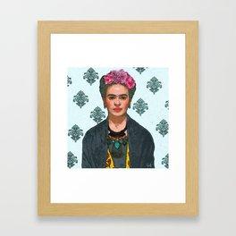 Trendy Frida Kahlo V.2 Framed Art Print
