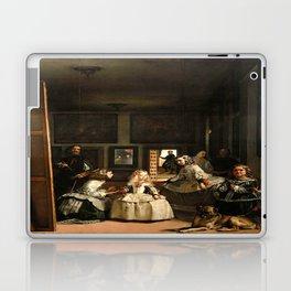 Diego Velazquez - Las Meninas Laptop & iPad Skin
