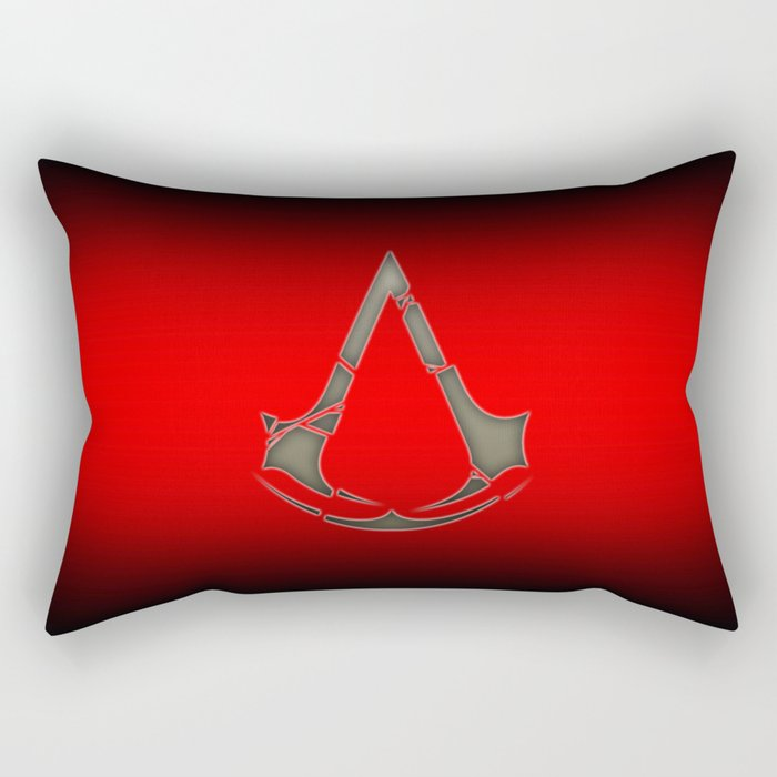 Art Of Creed Rectangular Pillow