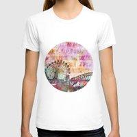 sydney T-shirts featuring Sydney Luna Park  by LebensART