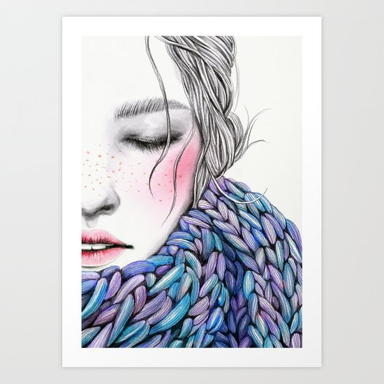 Call it LOVE Art Print