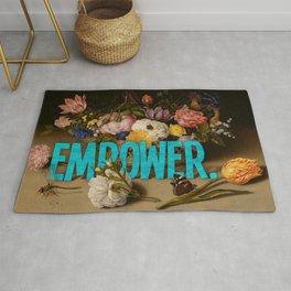 Empower. Rug