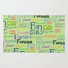 Funsies, 2 Rug