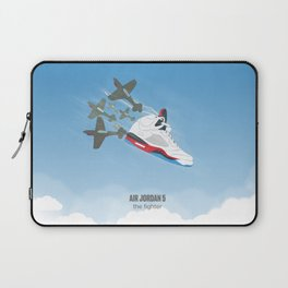 Air Jordan 5 - The Fighter Laptop Sleeve