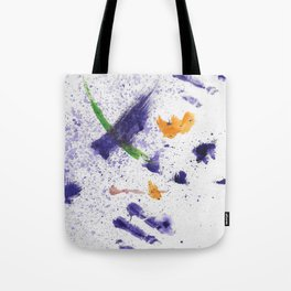 Watercolor Mania Tote Bag