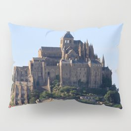 MontSt.Michel_20180701_by_JAMFoto Pillow Sham