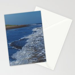 North Sea Waves 2 Stationery Cards
