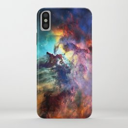 Lagoon Nebula iPhone Case