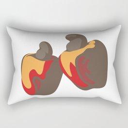 Cashew Fruit Rectangular Pillow