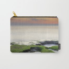 Green, white a red coast Carry-All Pouch