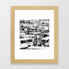 Use Your Freedom Of Choice Framed Art Print
