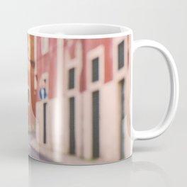 Lisbon Yellow Trolley Coffee Mug