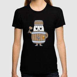 Beer-Barrel Egg T-shirt