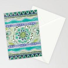 Boho Bloom Stationery Cards
